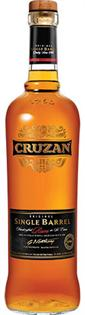Cruzan Rum Single Barrel 750ml